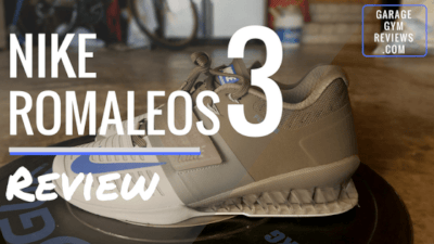 Nike Romaleos 3 Weightlifting Shoes Review Cover Image