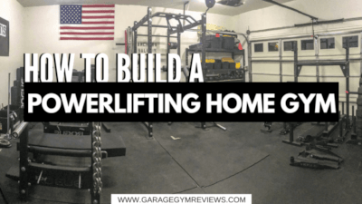 How to Build a Powerlifting Home Gym Cover Image