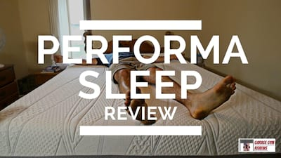PerformaSleep Mattress Review: A Mattress for Athletes Cover Image