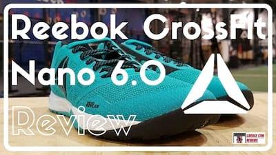 Reebok CrossFit Nano 6.0 Shoes Review Cover Image
