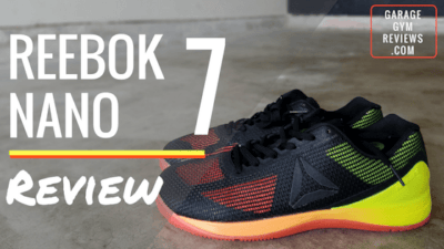 Reebok CrossFit Nano 7 Review Cover Image