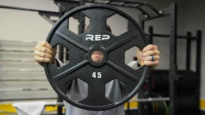 Rep Fitness Equalizer Iron Plates In-Depth Review Cover Image