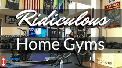 10 Ridiculous Home Gym Setups Cover Image