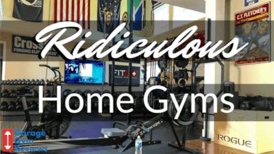 10 Ridiculous Home Gym Setups Cover Image