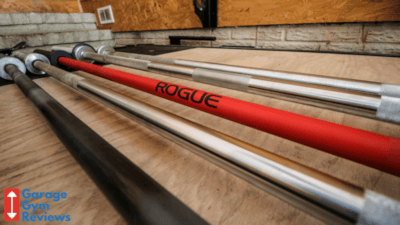 Rogue Cerakote Barbells In-Depth Review Cover Image