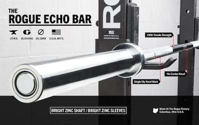 New Rogue Echo Bar Released Cover Image