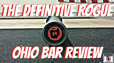 The Definitive Rogue Ohio Bar Review Cover Image