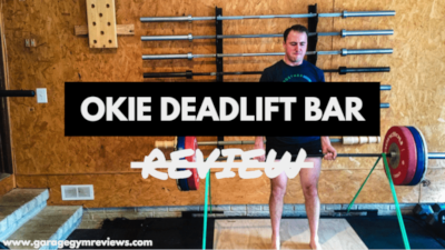 Crain's Okie Deadlift Bar In-Depth Review Cover Image