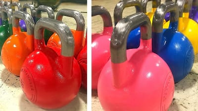 Titan Fitness Competition Kettlebells Released! Cover Image