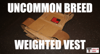 Uncommon Breed Weighted Vest In-Depth Review Cover Image