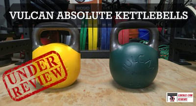 Vulcan Absolute Kettlebells Review Cover Image