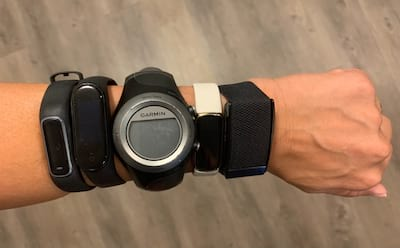 The Best Fitness Trackers on Today's Market Cover Image