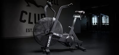 Rogue Echo Air Bike Released Cover Image