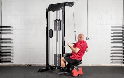 Rogue Monster Lat Pulldown Released! Cover Image