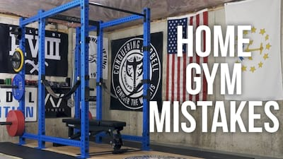 Biggest Home Gym Mistakes Cover Image