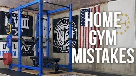 Biggest Home Gym Mistakes Image