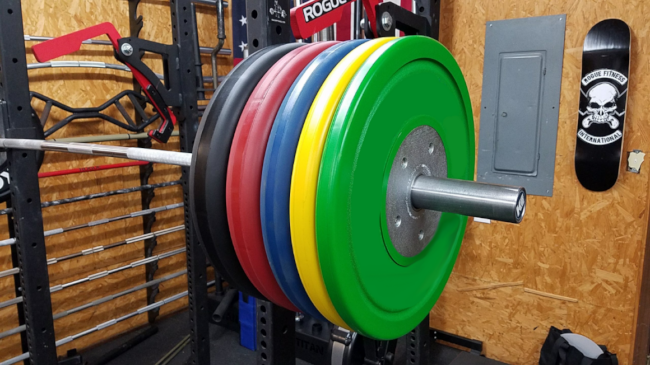 The Best Bumper Plates for 2021 Image