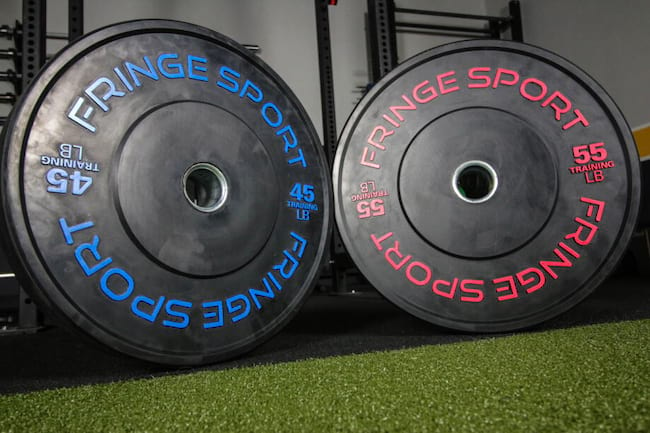 FringeSport Bumper Plates In-Depth Review Image