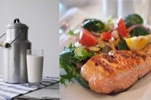 Balık ve Süt Ürünlerinin Beraber Kullanımındaki Histamin Etkisi