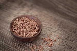 Fonksiyonel Bir Gıda Olarak : Keten Tohumu