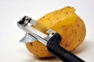Soyulmuş Patates Nasıl Muhafaza Edilebilir?