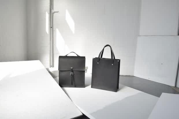 Glasshouse Meets Emily Of Alfie Douglas British Leather Handbags Functional Hadden Handmade