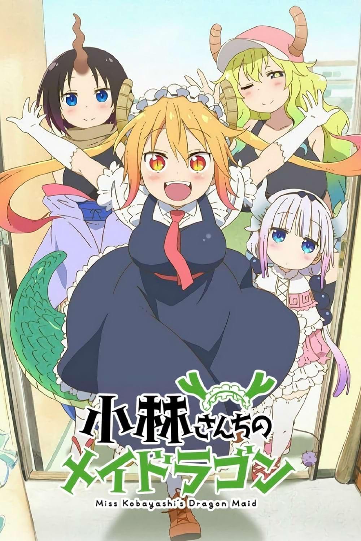 Descargar Kobayashi-san Chi no Maid Dragon 10 Sub Español