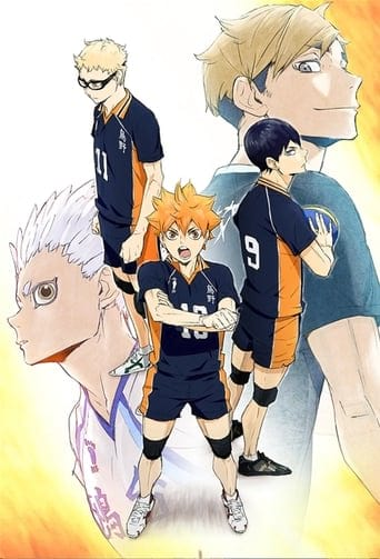 Haikyuu!! 4: To the Top (Parte 1)