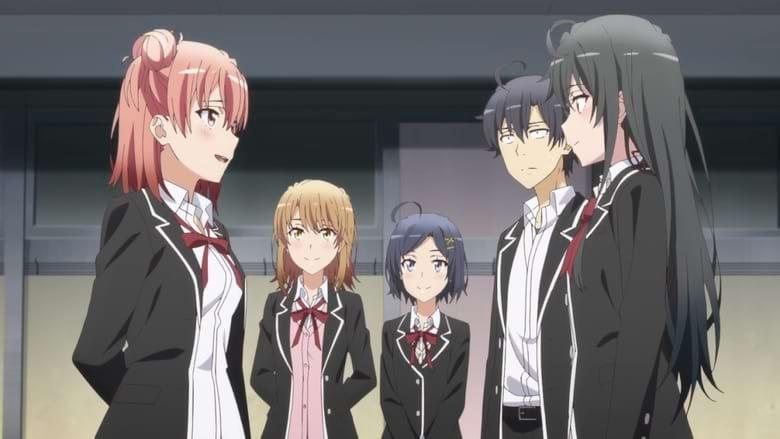Yahari Ore no Seishun Love Comedy wa Machigatteiru 3: Episódio 12