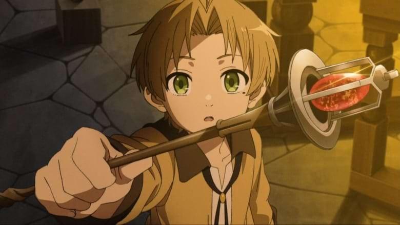 Mushoku Tensei: Isekai Ittara Honki Dasu – Episódio 2