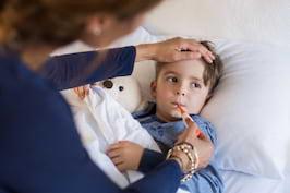Boli frecvente in randul copiilor – cand e cazul sa te alarmezi