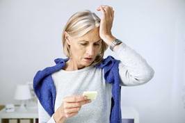 Menopauza: 4 pasi care te ajuta sa combati problemele de memorie