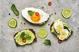 Mic dejun sanatos: 6 idei la indemana