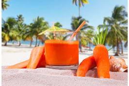 Adevarul despre morcovi: ne pot proteja de soare?