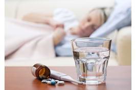 Cum faci diferența între răceală și gripă