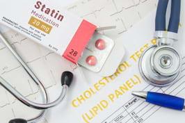 Terapia cu statine reduce riscul de retinopatie diabetica [studiu]
