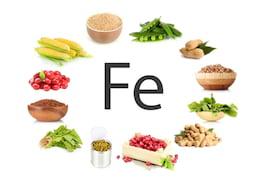 9 surse de fier care trebuie sa se regaseasca in alimentatia copilului