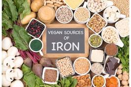 Esti vegetarian sau vegan? Aceste alimente care contin fier sunt excelente pentru tine