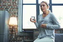 Transpiratia rece - ce afectiuni poate trada, pe langa menopauza