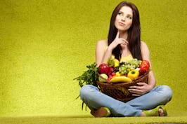 Dieta vegetariana: cum sa previi carentele nutritionale
