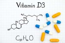 Vitamina D3: Beneficii pentru organism și simptomele carenței