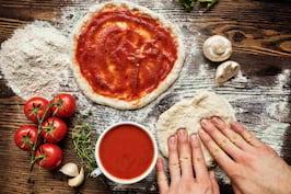 Aluat de pizza făcut în casă - sfaturi utile