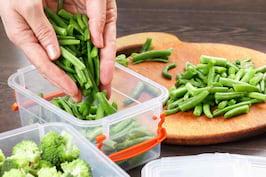 Mituri și adevăruri despre alimentele congelate