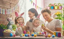 Cum petrecem Paștele în timpul pandemiei de COVID-19