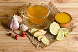 Topul alimentelor utile în răceală. Recomandări și contraindicații