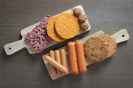 Produsele din proteine vegetale, fabricate pentru a fi mai sănătoase