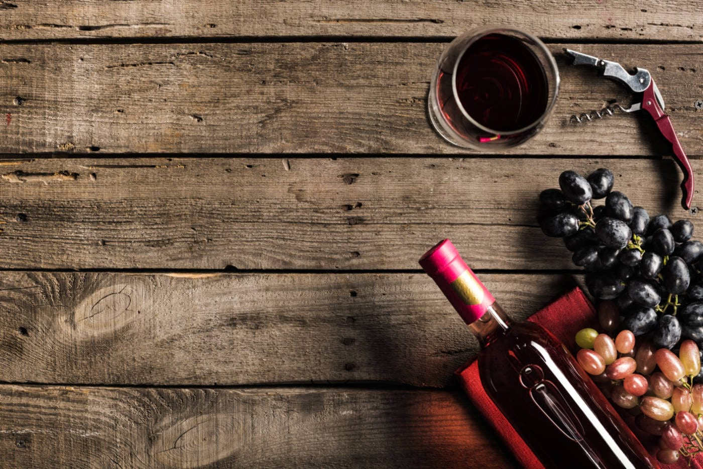 Vinul roșu - este bun sau nu pentru sănătate?