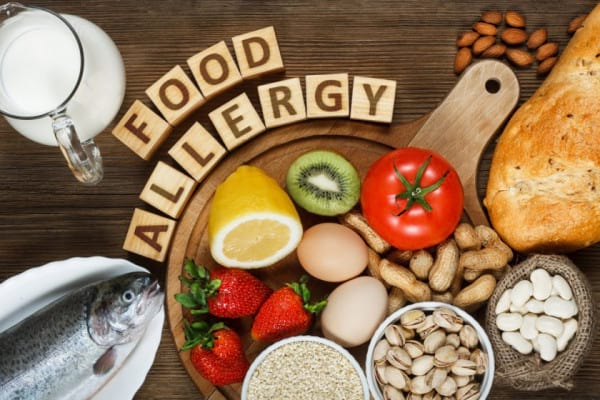 Alergiile alimentare: cauze, simptome, tratament