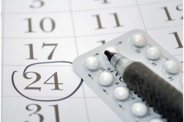 contraceptivele orale cauzează pierderea în greutate