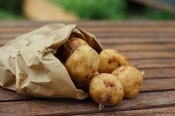 Cartofii au doar beneficii, dacă știi cum să îi consumi